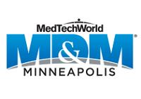Med Tech World MDM Minneapolis logo.